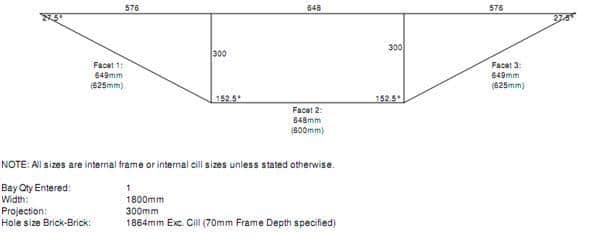 How To Survey A Bay Or Bow Upvc Window South Coast Windows