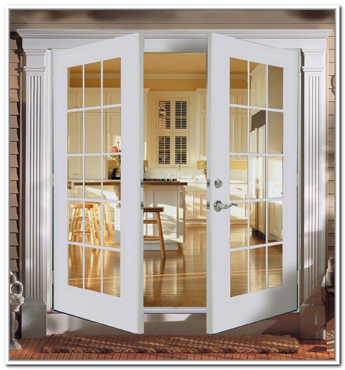 What Are French Doors Where Did They Originate What Are
