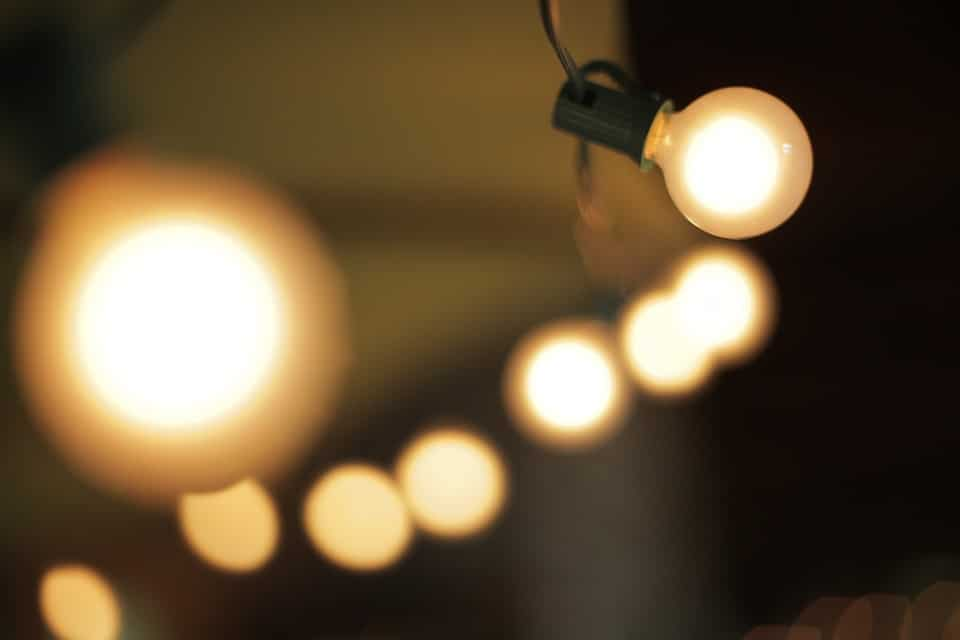 Lightbulbs and saving energy at home